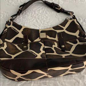 Dooney & Bourke giraffe purse